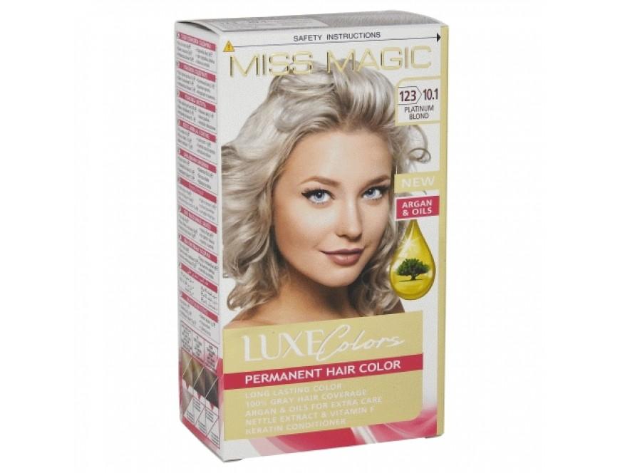 Miss Magic Vopsea Par 123101 Blond Platinum