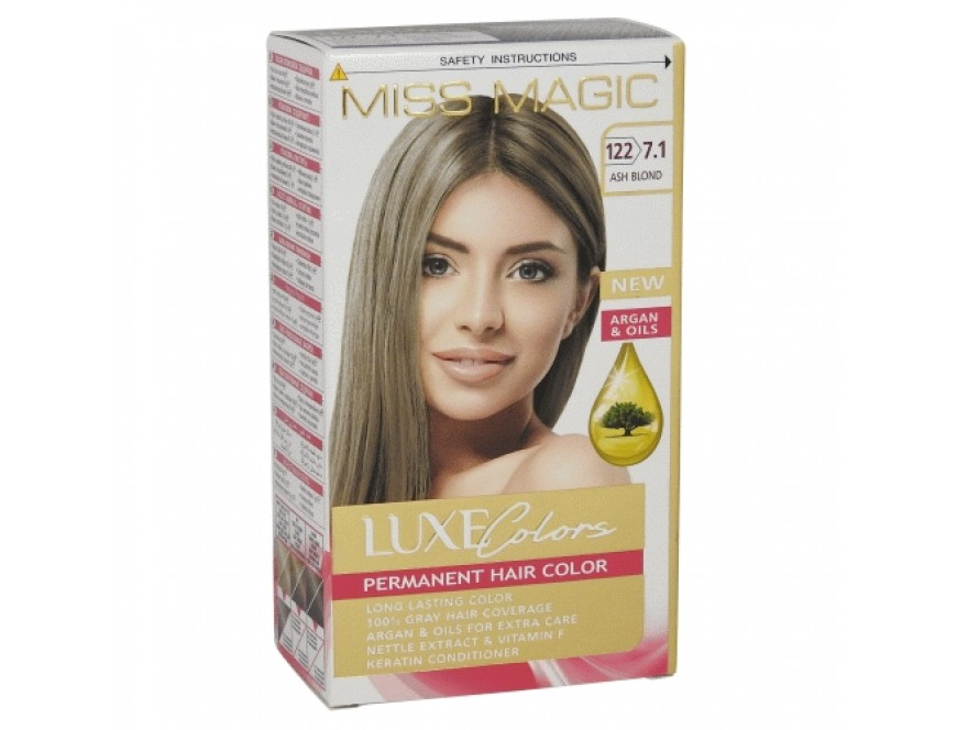 Miss Magic Vopsea Par 12271 Blond Cenusiu