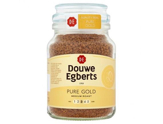DOUWE EGBERTS 95G CAFEA SOLUBILA GOLD