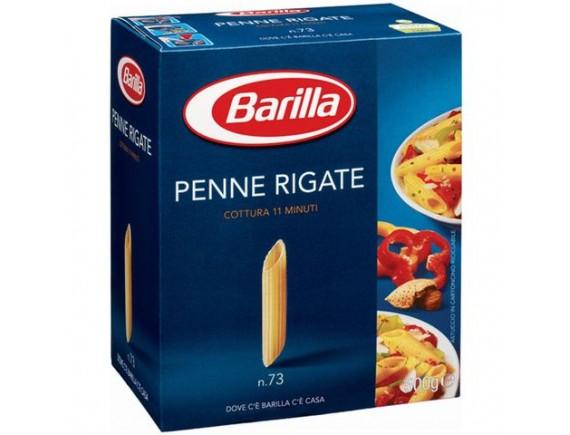 BARILLA 500GR PASTE PENNE RIGATE N73