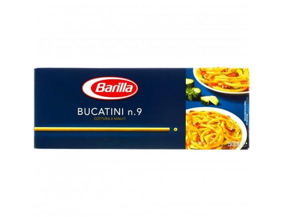 BARILLA 500GR PASTE BUCATINI N9