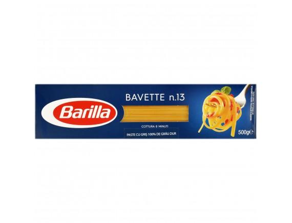 BARILLA 500GR PASTE BAVETTE N13