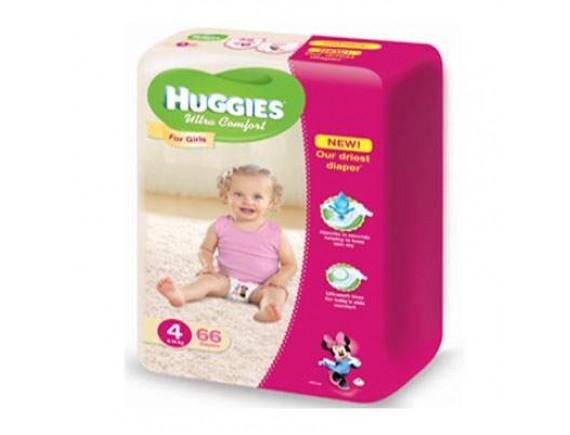 463409 HUGGIES NR4 MAXI FETE