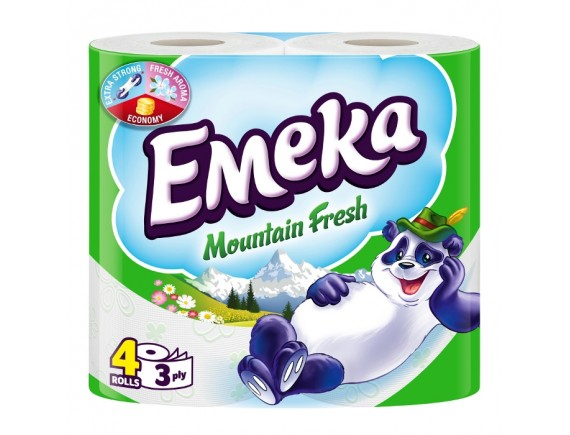 EMEKA 4ROLE MOUNTAIN FRESH Non-Food