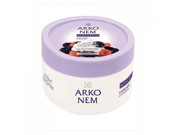ARKO 300ML CREMA YOG&BERRY