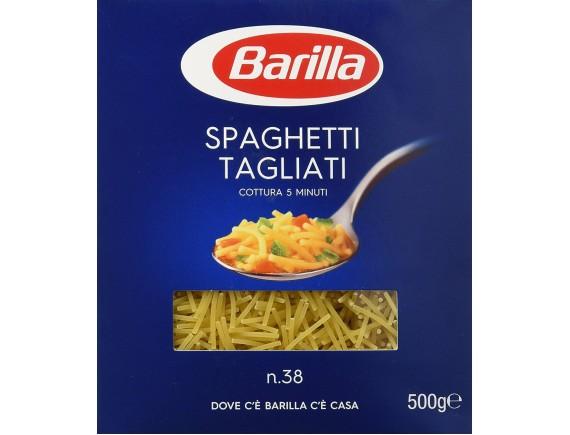 BARILLA 500GR PASTE SPAGHETTI TAGLIATI N38