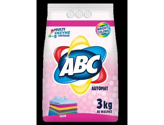 ABC 3KG DETERGENT AUTOMAT COLOR