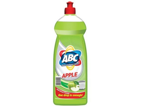 ABC 750ML DETERGENT VASE APPLE