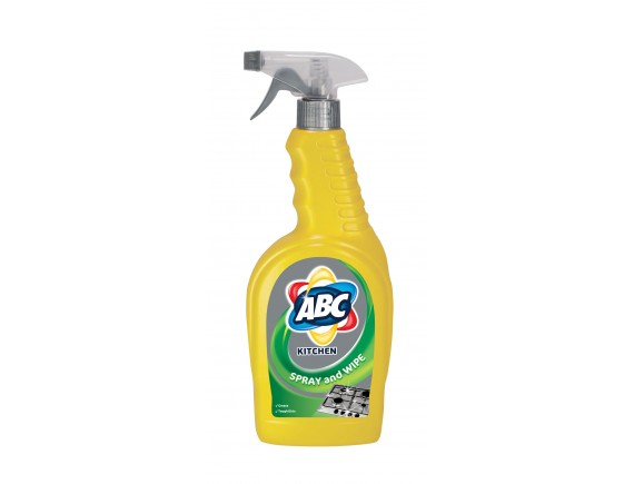 ABC 750ML SPRAY BUCATARIE
