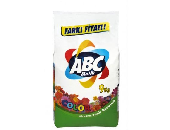 ABC 9KG DETERGENT AUTOMAT COLOR