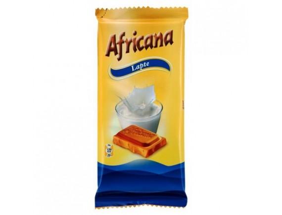 AFRICANA 100GR CIOCOLATA LAPTE