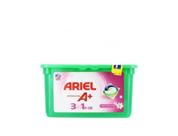 ARIEL 38BUC CAPSULE FRESH