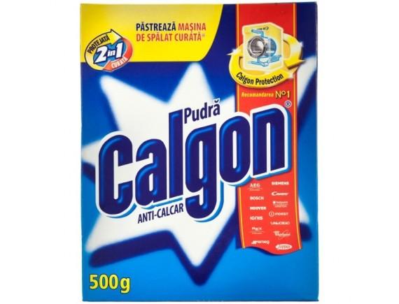 CALGON 500GR PUDRA ANTICALCAR
