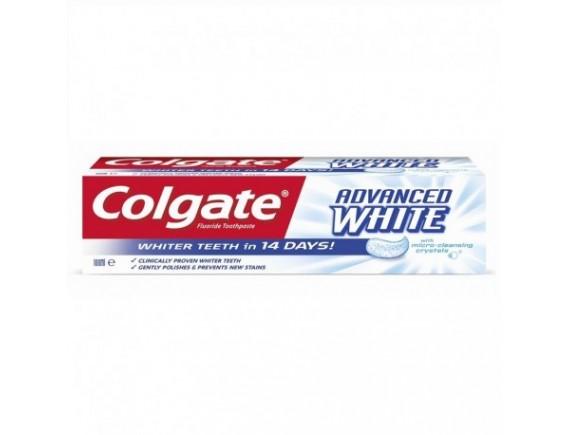 COLGATE 100ML PASTA DE DINTI ADVANCED WHITE