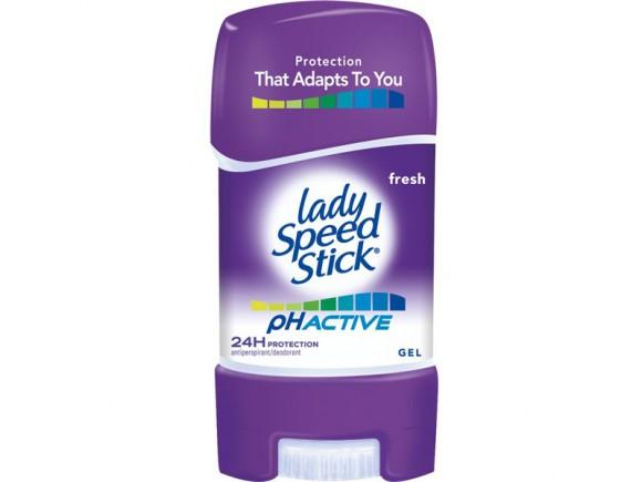 LADY SPEED STICK 65GR GEL ACTIV GEL