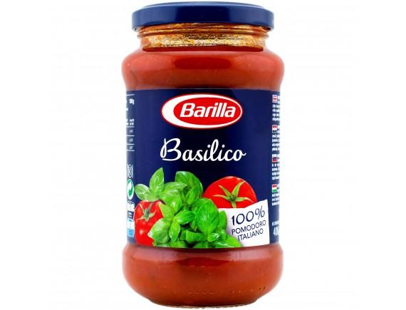 BARILLA 400GR SOS BASILICO