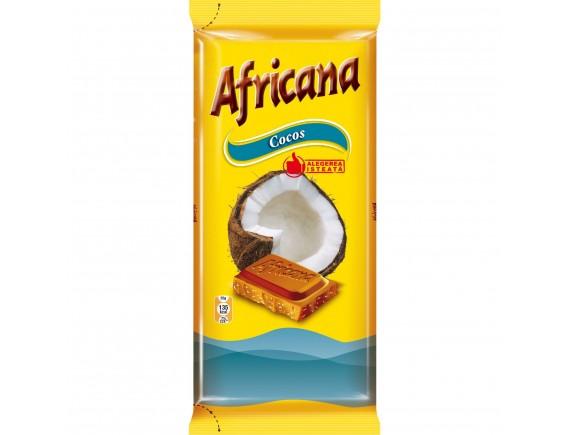 AFRICANA 90GR CIOCOLATA COCOS