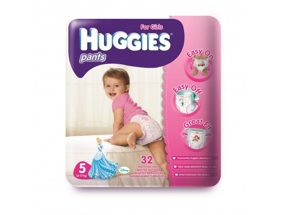 463411 HUGGIES NR5 JUNIOR FETE