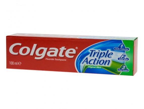 COLGATE 100ML PASTA DE DINTI TRIPLE ACTION