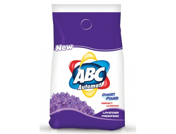 ABC 1.8KG POWDER DETERGENT LAVANDA