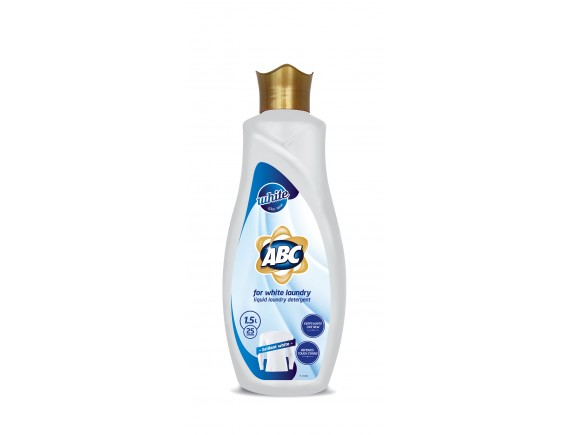 ABC 1500ML DETERGENT LICHID WHITE