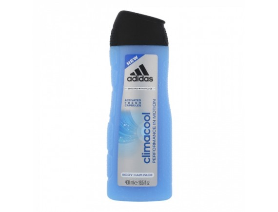 ADIDAS 400ML GEL DE DUS BARBAT CLIMA