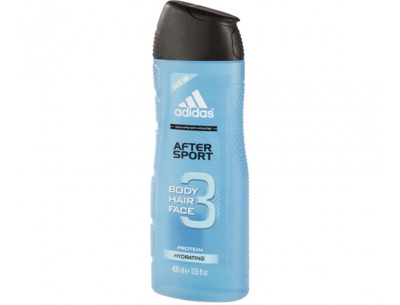 ADIDAS 400ML GEL DE DUS BARBAT FUNCTION SPORT