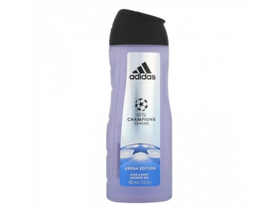 ADIDAS 400ML GEL DE DUS BARBAT UEFA