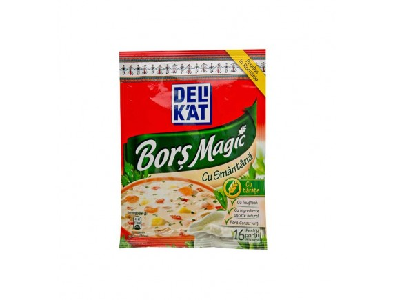 DELIKAT 40GR BORS MAGIC SMANTANA