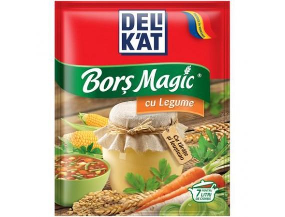 DELIKAT 65GR BORS MAGIC LEGUME