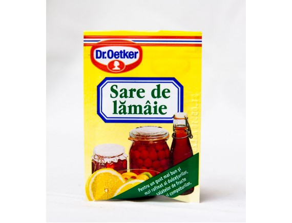 DR.OETKER 8GR SARE DE LAMAIE