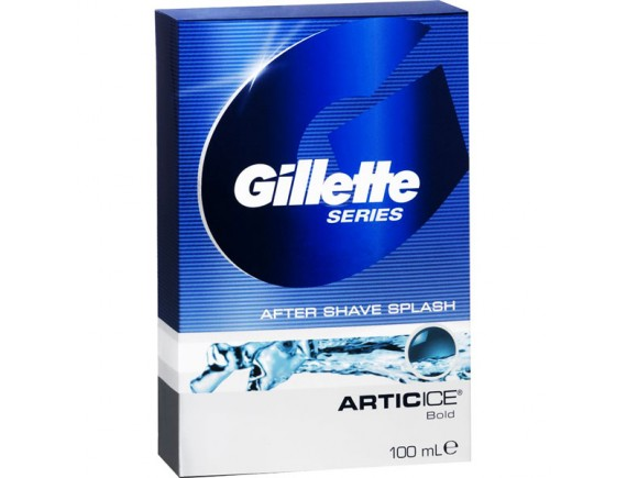 GILLETTE 100ML AFTER-SHAVE ARCTIC ICE