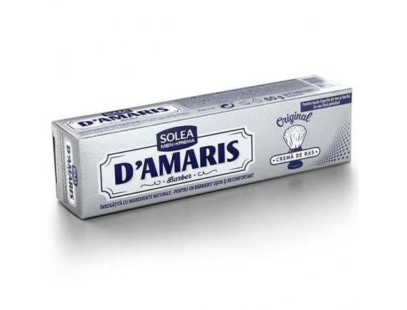 DAMARIS 60GR CREMA DE RAS ORIGINAL