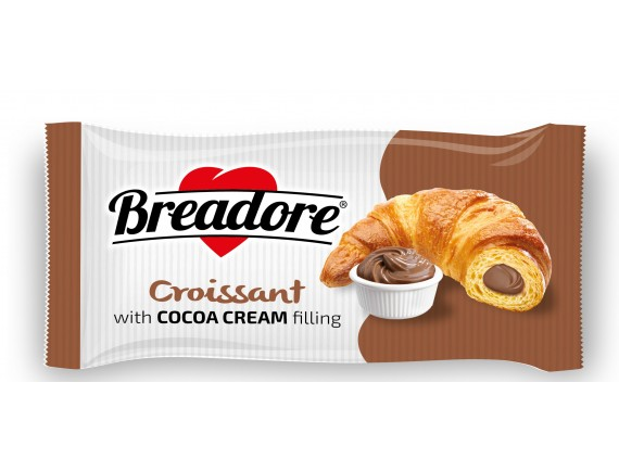 BREADORE 55GR CROISSANT CACAO