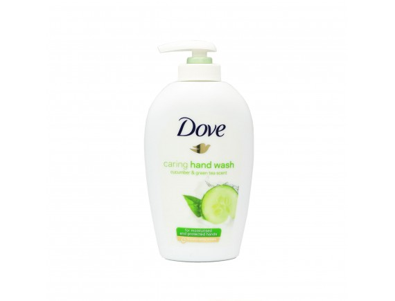 DOVE 250ML SAPUN LICHID CUCUMBER