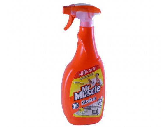 MR.MUSCLE 750ML BUCATARIE