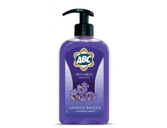 ABC 500ML SAPUN LICHID LAVANDA
