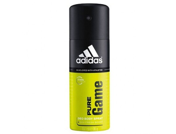 ADIDAS 150ML DEO BARBAT PURE GAME
