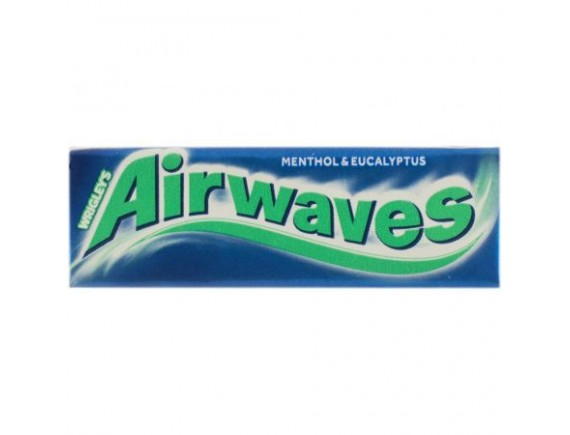 AIRWAVES PASTILE MENTA EUCALIPT