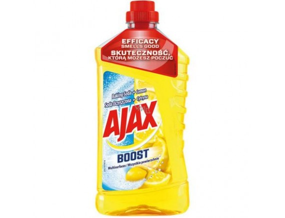 AJAX 1L DETERGENT SUPRAFETE BAKING SODA+LEMON BOOST