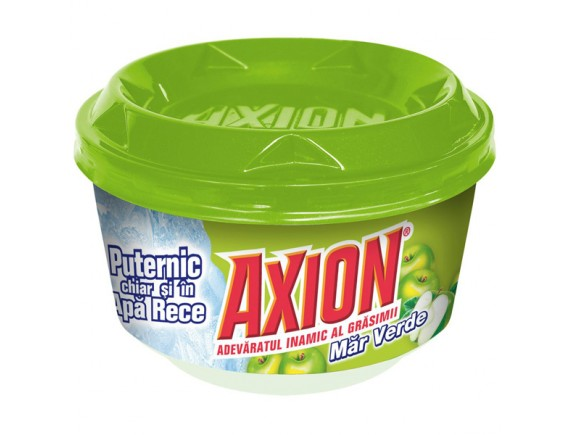 AXION 225GR PASTA GREEN APPLE