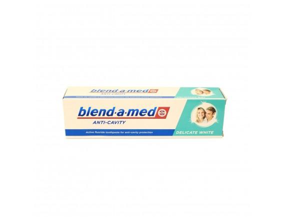 BLEND-A-MED 50ML PASTA DE DINTI DELICATE WHITE
