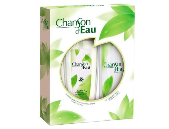 CHANSON D-EAU CASETA DNS 75ML+DEO 200ML