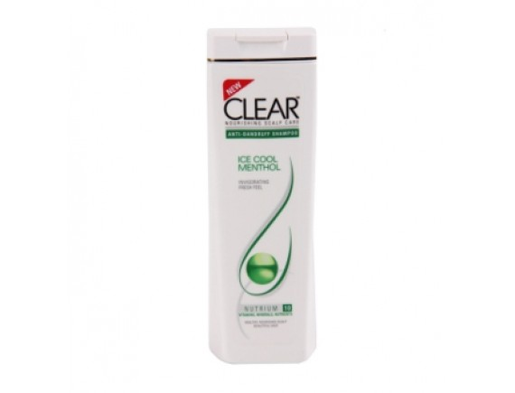 CLEAR 250ML SAMPON DAMA ICE COOL MENTHOL