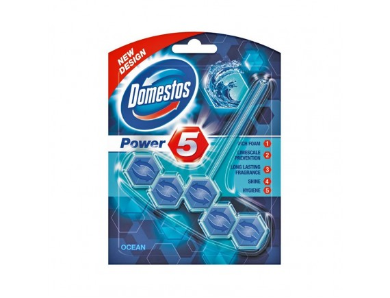DOMESTOS 55GR APARAT WC POWER OCEAN