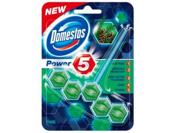 DOMESTOS 55GR APARAT WC POWER PINE