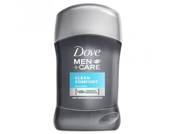 DOVE 50ML STICK MEN CLEAN COMFORT