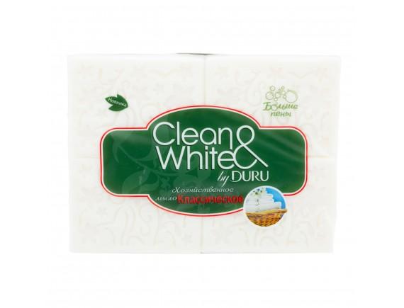 DURU 125GR SAPUN RUFE CLEAN & WHITE