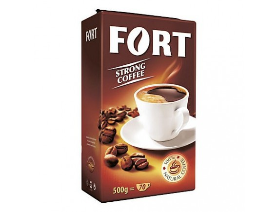 FORT 500GR CAFEA