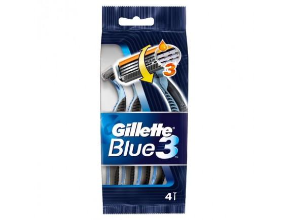 GILLETTE APARAT DE RAS BLUE 3 (4BUC/SET)